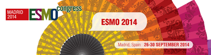 ESMO 2014 Congress Madrid